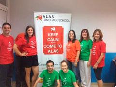 Franquicia Alas Language School
