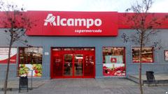 Franquicia Alcampo