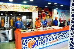 Franquicia Anatolia Kebabs