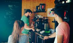 Franquicia Bora Bistro Café