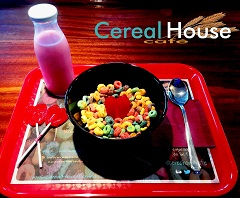 Franquicia Cereal House