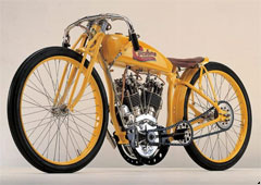 Franquicia Cyclone Motorcycle