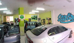 Franquicia Ecogreen Car
