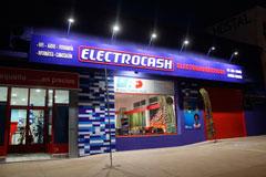 Franquicia Electrocash