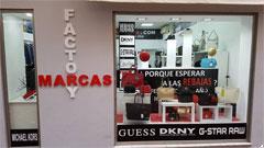 Franquicia Factory Marcas