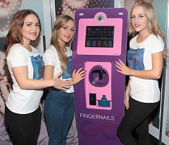 Franquicia Fingernails2GO