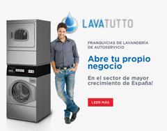 Franquicia Lavanderías Lavatutto