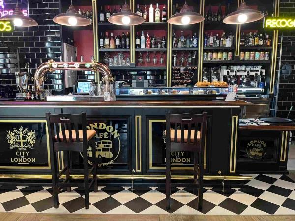 Franquicia London Café