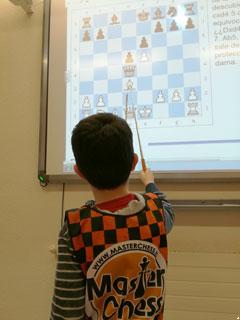 Franquicia Master Chess