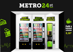 Franquicia Metro24st