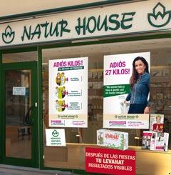Franquicia Naturhouse
