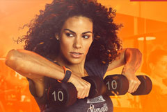 Franquicia Orange Theory Fitness