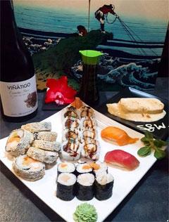 Franquicia Sushi & Wine