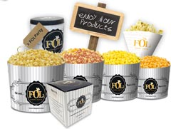 Franquicia Fol Gourmet Popcorn