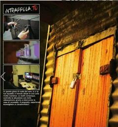 Franquicia Intrappola.To Escape Room