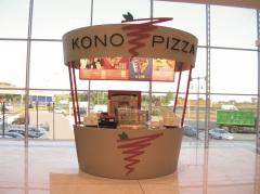 Franquicia Kono Pizza