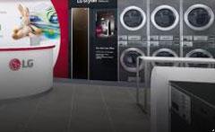 Franquicia LG Laundry Longe