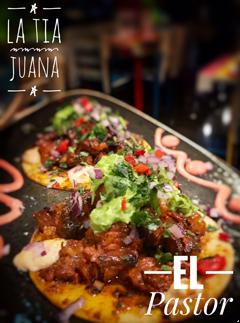 Franquicia La Tía Juana