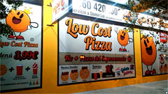 Franquicia Low Cost Pizza