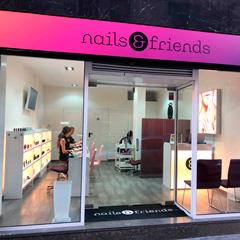 Franquicia Nails & Friends