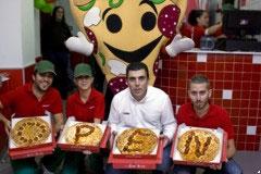 Franquicia Pizzón Pizza