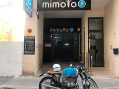 Franquicia mimoTo Parking